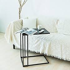 C Side Table Amazon Com Monarch Specialties I 3008 Accent Table Chrome Metal