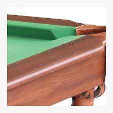 triumph sports pool table 6784 triumph 7 5 santa fe billiard table