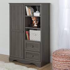 south shore savannah changing table with drawers gray maple amazon com south shore savannah armoire with drawers gray maple baby