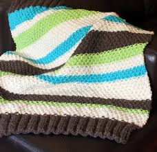 free knitting pattern quick baby blanket skadoot original designs learn to knit free easy baby blanket