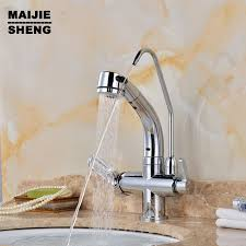 kitchen water filter faucet 3 way function filler kitchen faucet three way tap for