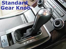 pagani gear shifter gear shift knob black piano lacquer range rover sport 2010 trim