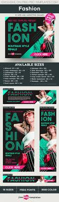 Favorito 15 Free Fashion Banners Collection in PSD | Free PSD Templates &VF37