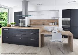 wko graphite dark grey fitted kitchen nuova graphite modern made