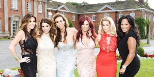 real housewives of cheshire meet itvbe u0027s new reality stars