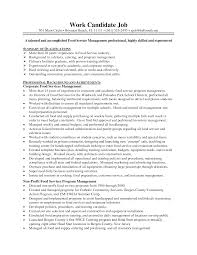 sample resume manager cover letter food service resumes food service resume keywords cover letter food service worker resume food objective sample sle director xfood service resumes extra medium