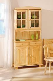 meuble cuisine en pin buffet rustique en pin massif naturel madrid buffet et