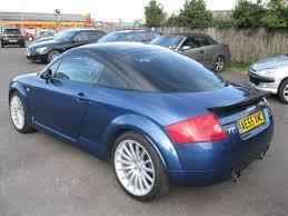audi tt electric audi tt 1 8t quattro sport 2 blue petrol manual for sale audi
