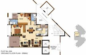 1233 sq ft 2 bhk 2t apartment for sale in windsor four seasons jp