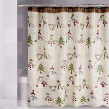 Snowman Shower Curtain Target Avanti Shower Curtains Ebay