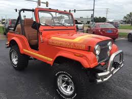 1980s jeep wrangler for sale jeep cj 5 for sale carsforsale com