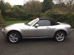 mazda x5 mazda mx5 1 female owner low milage 1 8 engine in ponteland