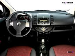 nissan note interior nissan note nismo image 135