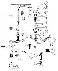 kohler kitchen faucets parts kitchen faucet parts