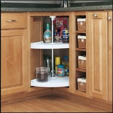 kitchen corner cupboard rotating shelf details about 2 shelf pie cut lazy susan 24 in polymer rotating kitchen cabinet storage white