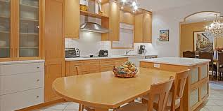 contemporary west island kitchens