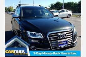 2014 audi sq5 for sale used audi sq5 for sale in rockville md edmunds