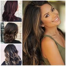 hair coloring ideas for dark brown hair gallery hair color ideas