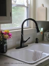 white kitchen sink faucet elegant bronze faucets kitchen 50 photos htsrec com