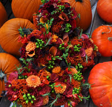 Flowers For November Wedding - bridal bouquets for fall wedding fall wedding flowers