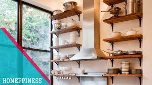 Kitchen Bookcase Ideas by Must Watch 25 Creative Kitchen Shelves Ideas For Small Kitchen
