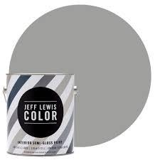 jeff lewis color 1 gal jlc414 gravel semi gloss ultra low voc