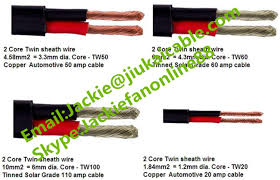 3mm 16 3 auto cable black red 100m auto electrical wire buy