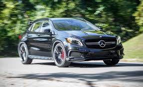 mercedes benz jeep 2015 price 2015 mercedes benz gla45 amg test review car and driver