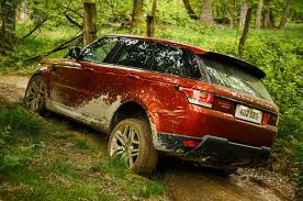 land rover range rover off road 2014 land rover range rover sport driven