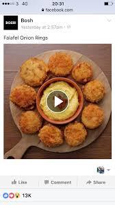 cuisine bosh bosh falafel rings vegan yum rings