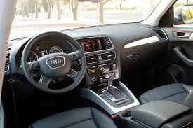 volkswagen tdi interior 14 q5 tdi interior shot epautos libertarian car talk