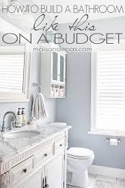ideas to remodel a bathroom best 25 bath remodel ideas on master bath remodel
