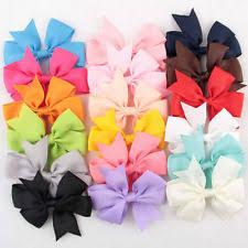 ribbon boutique 18 pcs bag hair bows kids cloth ribbon boutique lovely no