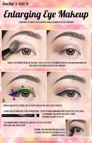 tutorial brows enlarging eye makeup for cosplay lovely complex