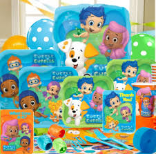 bubble guppies birthday party supplies canada open a party