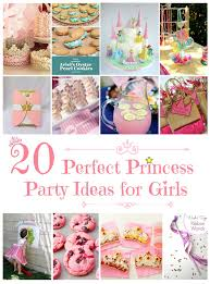 party ideas for 20 princess party ideas for kids