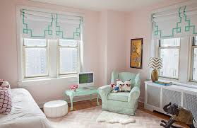 Kids Roman Shades - style up your home this summer with cool roman shades