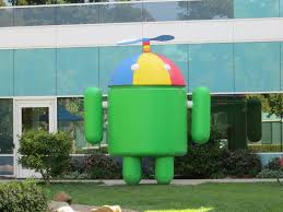 android statues an inside look at s luxurious googleplex cus in