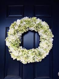 hydrangea wreath kriskraft hydrangea wreath