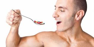 pola makan sehat untuk menambah massa otot kompas com