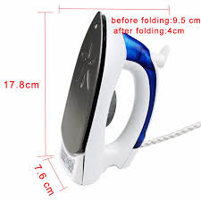 Maryland Travel Irons images Folding steam iron mini travel irons tech dealbd jpg