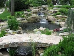 waterfalls decoration home backyard pond waterfall designs