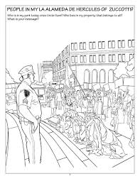 occupy a grown up coloring book novel released by really big