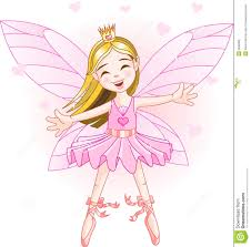 little pink fairy royalty free stock images image 9595009