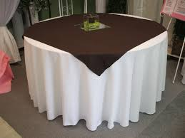 48 round table fits how many what size tablecloth for 60 inch round table to the floor home