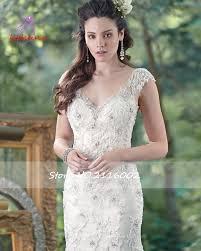 online get cheap plus size sparkle wedding dress aliexpress com