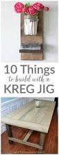 best 25 kreg jig ideas on pinterest kreg jig projects kreg
