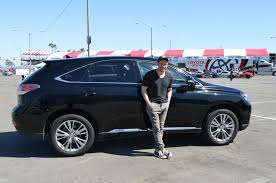 lexus rx for sale albuquerque celebrity drive nick wechsler of u0027revenge u0027 motor trend