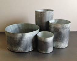 galvanized metal etsy