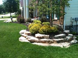 ideas rock and boulders for landscaping u2014 porch and landscape ideas
